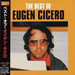 "Featured recording ""The Best of Eugen Cicero"""