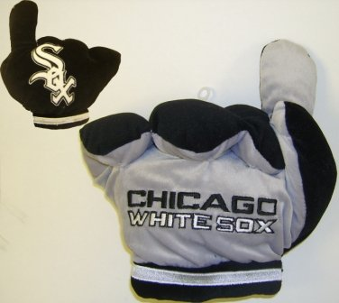 Forever Collectibles Chicago White Sox Plush Hand