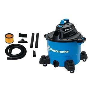 Vacmaster 8 GAL 4 HP Wet/Dry Shop Vacuum