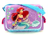 Purple Ariel Messenger Bag - The Little Mermaid Messenger Bag