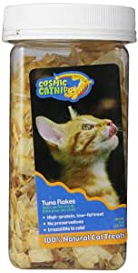 OurPets Tuna Flakes Cat Treat 1 ounce