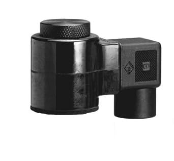 Plast-O-Matic W11 Series Solenoid Valve Coil, 024 VDC