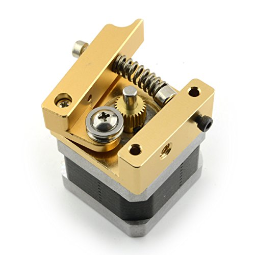 RepRap Champion 3D Printer RepRap Extruder DIY Kit 1.75/0.4mm Hotend NEMA 17 Stepper Motor Prusa i3