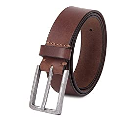 Handcrafted Exclusive Mens Leather Belt,36