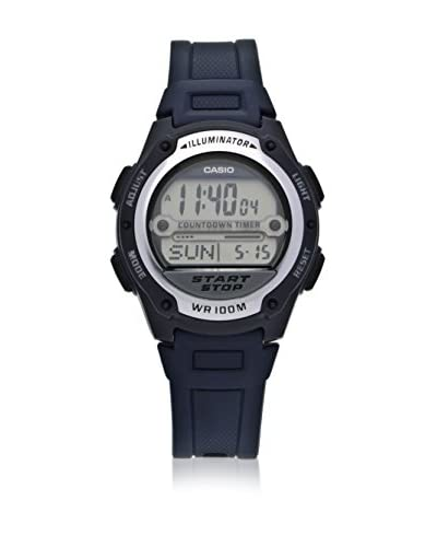 Casio Orologio con Movimento al Quarzo Giapponese W-756-2AVES  41 mm