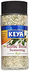 Keya Garlic Bread Seasoning Bottle, 50g