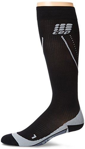 CEP Women's Progressive+ 2.0 Night Run Socks, Size IV (Calf 15.5-17.5-Inch), Night Black