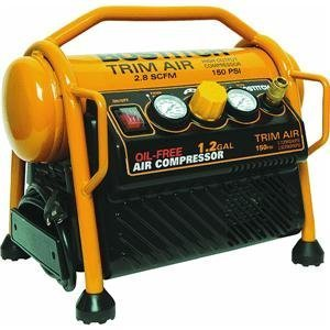 Read About BOSTITCH CAP1512-OF 1.2 Gallon Oil-Free High-Output Trim Compressor