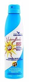 Goddess Garden SPF 30 Sunny Body Sport Natural Sunscreen