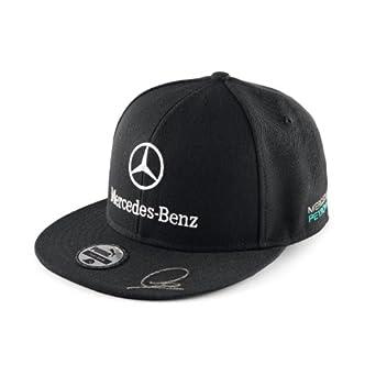 Puma mercedes amg petronas f1 2014 black flat for Mercedes benz hat amazon