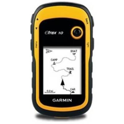 Garmin eTrex 10 Handheld GPS Navigator - 2.2