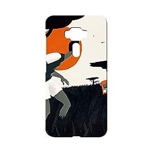 BLUEDIO Designer Printed Back case cover for Meizu MX5 - G6790