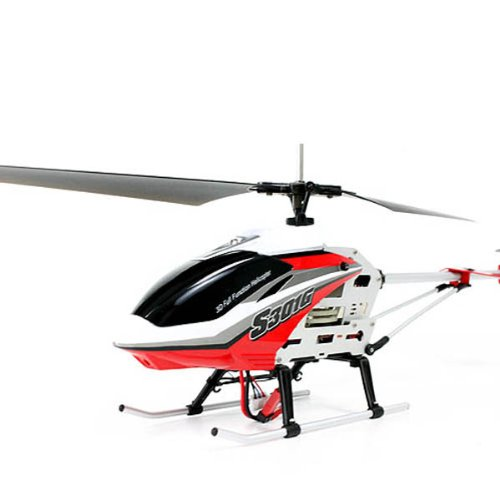 Big Bargain Syma S301G 3CH Coaxial Middle Size RC Helicopter RTF w/ Gyro