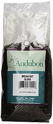 Audubon Whole Bean Coffee, Breakfast Blend, 32 Ounce