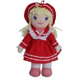 Simba Dolly Rag Doll, Colors May Vary (33cm)