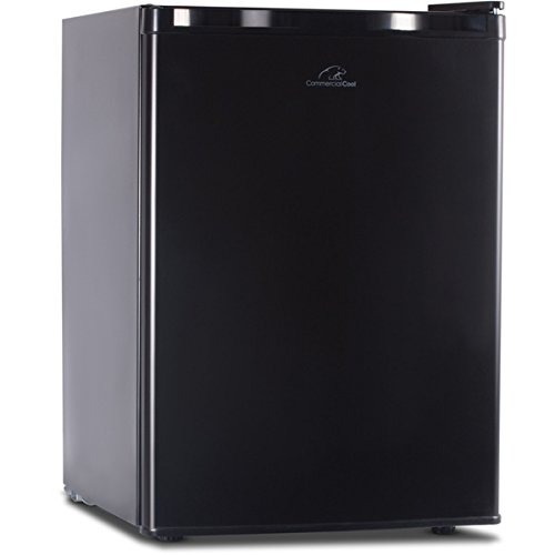 Westinghouse Modern Black Commercial Cool 2.6 cu.ft. Refrigerator/ Freezer (Westinghouse Refrigerator compare prices)