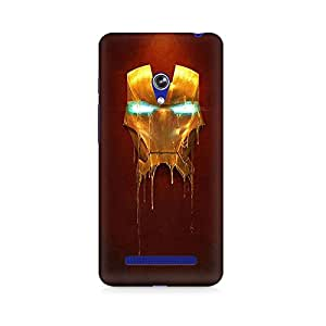 TAZindia Printed Hard Back Case Cover For Asus Zenfone 5