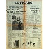 FIGARO (LE) [No 12678] du 06/06/1985 - une operation commando contre l'usine s.k.f. d'ivry tourne a l'emeute -...