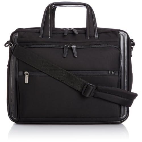 [ワールドトラベラー] World Traveler ワールドトラベラー バルカン ビジネスバッグ 43507 01 (ブラック)