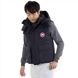 (カナダグース) CANADA GOOSE HUDSON