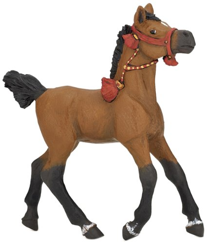 Papo Arabian Foal in Parade Dress 51548