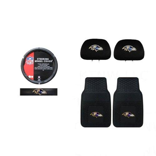 Baltimore Ravens Headrest Covers Price Compare