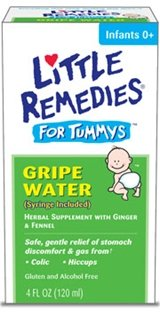 Little Remedies For Tummys Gripe Water 4 Oz (Pack Of 3) front-386337