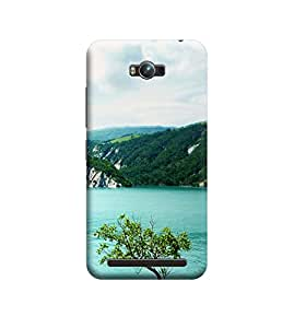 TransMute Premium Printed Back Case Cover With Full protection For Asus Zenfone Max (Designer Case)