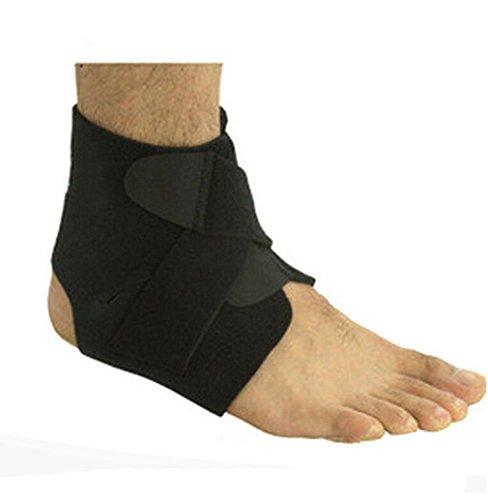 Dichtheits Schwarz Sport Ankle