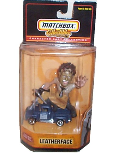 Leatherface: The Texas Chainsaw Massacre - Matchbox Collectibles Character Car Collection - Monster Series