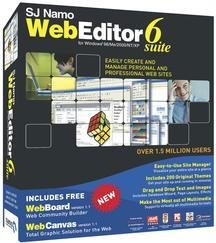 SJ Namo WebEditor 6 Suite