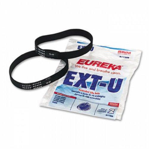 Replacement Belt for Eureka Maxima LiteWeight Upright & Sanitaire Vacuums, 2/PK (Eureka Maxima 4700 Vacuum Belt compare prices)