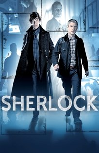 Sherlock TV Show Art Print - TV Show Memorabilia - 11x17 Poster, Vibrant Color, Features Benedict Cumberbatch, Martin Freeman. (Sherlock Holmes Fan compare prices)