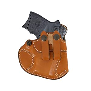 DeSantis Cozy Partner S&W Bodyguard 380 Right Hand Black