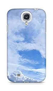 Amez designer printed 3d premium high quality back case cover for Samsung Galaxy S4 (clouds )