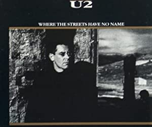 Where the Streets Have No Name [IMPORT] [SINGLE]