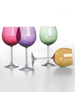 Lenox colored wine glasses - Lenox colored wine glasses ...