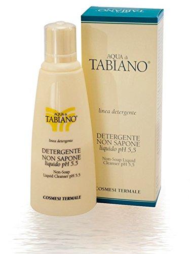 Aqua di tabiano detergente liquido non sapone ph 5.5