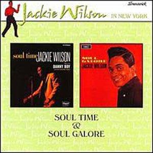 Jackie Wilson - Soul Time -  Soul Galore-1999