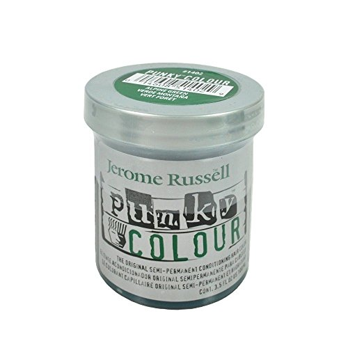 jerome russell Punky Color, Alpine Green, 3.5 Ounce (Punky Hair Dye Alpine Green compare prices)