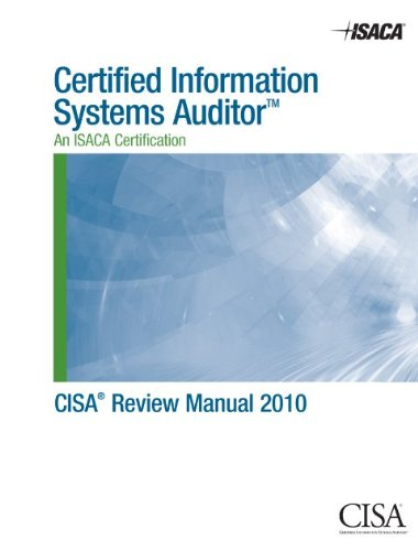 CISA Review Manual 2010
