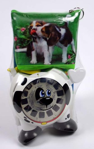 Picture of View-Master Clifford ViewMaster Gift Set - Dog Viewer, Puppies 3D Storage Case, and 3 Reel Set (B000ZTG0BE) (3D Puzzles)