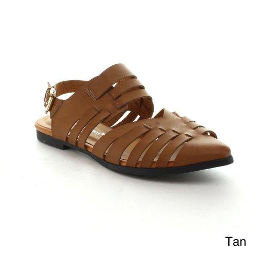 Closed Toe Womens Sandals