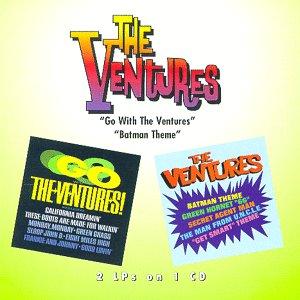 The Ventures - Go with the Ventures!/Batman Theme - Zortam Music