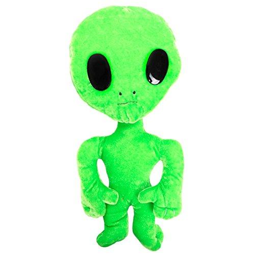 Plush Alien