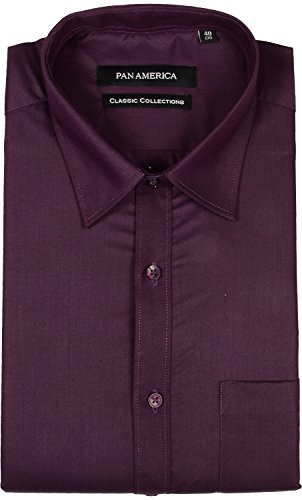 PAN-AMERICA-Mens-Cotton-Formal-Shirt