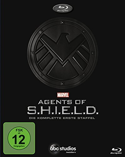 Marvel's Agents of S.H.I.E.L.D. - Staffel 1 [Blu-ray]