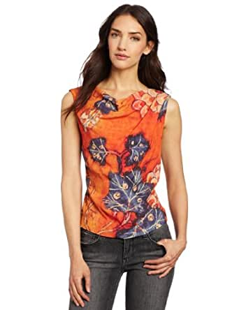 Amazon.com: Vivienne Westwood Anglomania Women's Desire Blouse, Orange