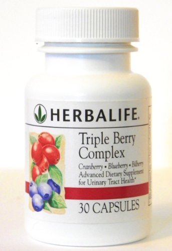 Herbalife - Triple Berry Complex - 30 Capsules