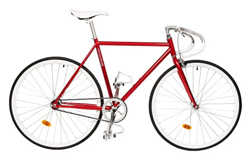 Buy Critical Cycles Classic Fixed-Gear Single-Speed Bike with Pista Drop Bars